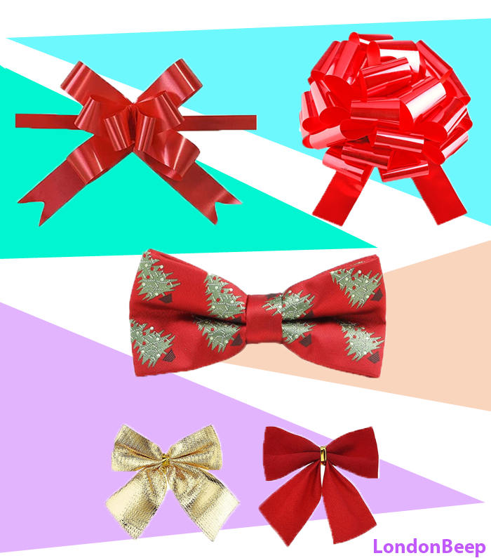 Top Christmas Bows Ideas 2020 UK