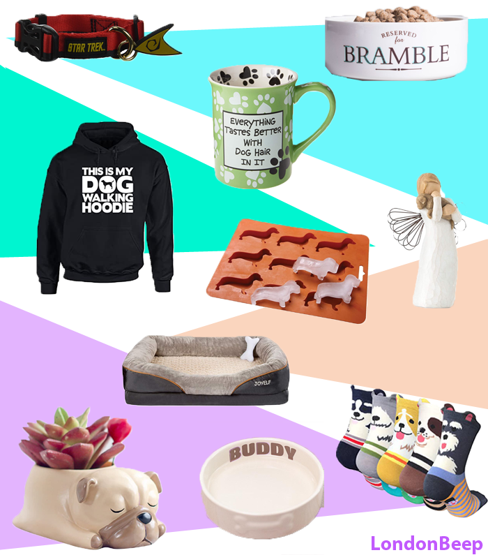 40+ Christmas Gifts for Dogs & Dog Lovers 2020 UK, London