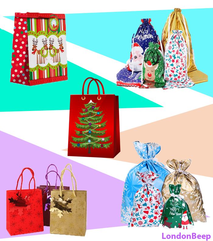 Top 10 Best Christmas Gift Bags 2020 UK