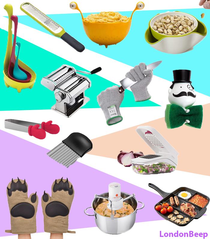 40+ Amazing Cool Kitchen Gadgets UK 2021 London