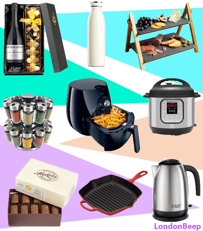 24+ Best Christmas Gifts for Foodies 2020 UK