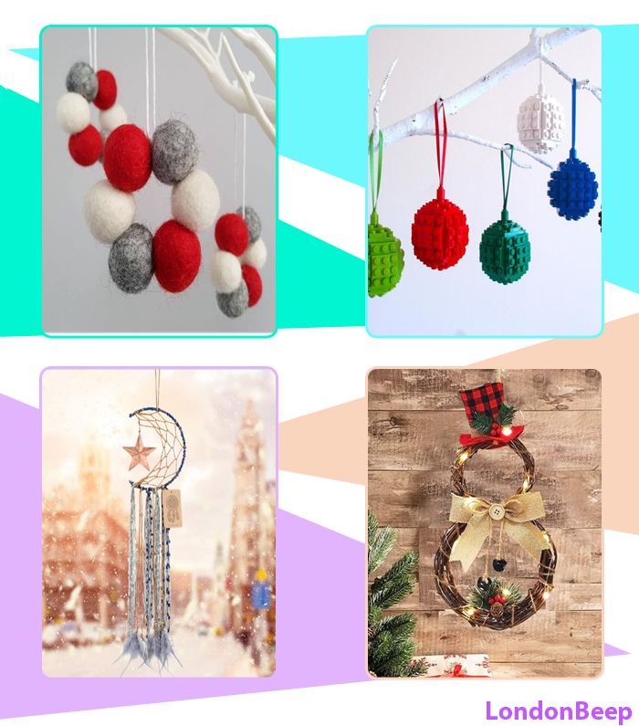12+ Best Hanging Christmas Decorations 2020 UK, London