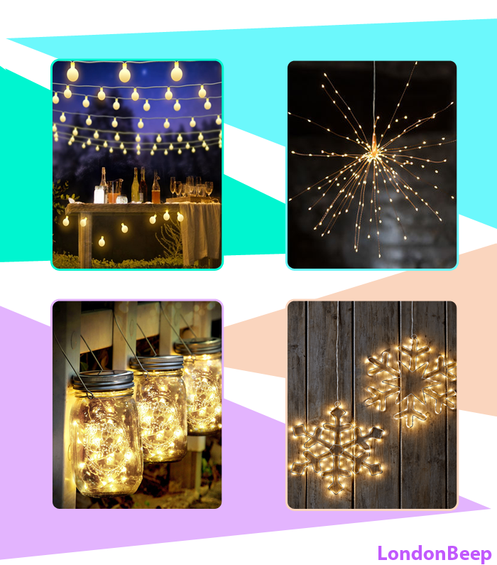 Top 10 Best Outdoor Christmas Fairy Lights 2020 UK, London