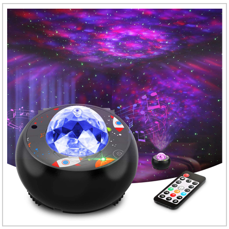 Riarmo - Best LED Galaxy Star Projector Light 2021 UK