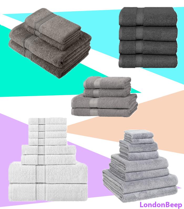 Top 10 Best Bath Towels UK 2021 London, Cotton, Nylon, Polyester - Buy Now Online