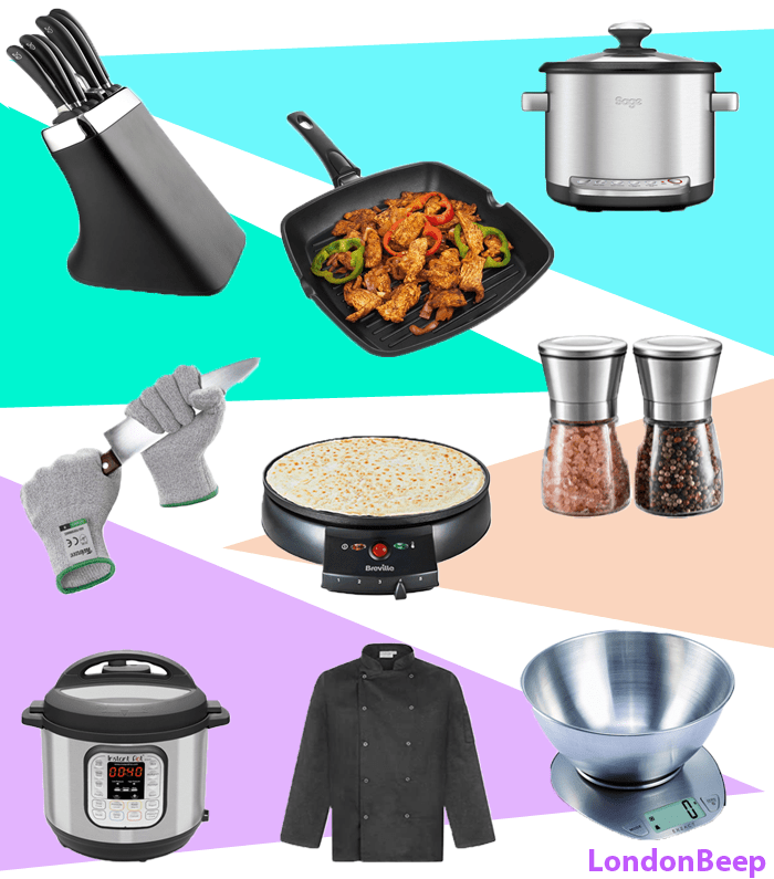 53+ Best  Gifts for Chefs, Cooks UK 2021, Food Gifts and Cooking Gifts in London