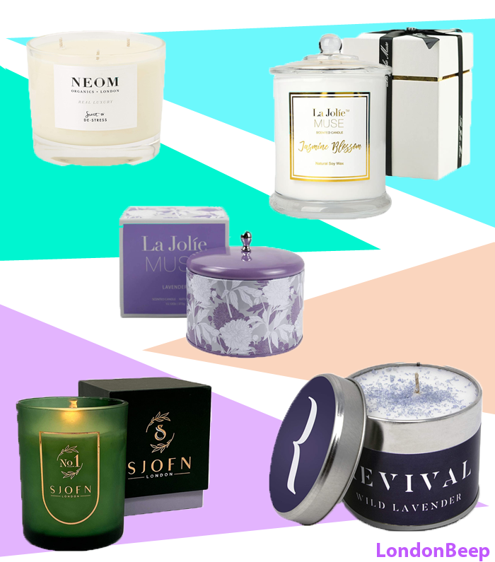 Top 10 Best Non Toxic Candles UK 2021, London