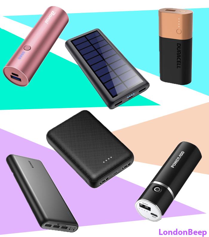Top 10 Best Mobile Battery Power Bank UK 2021 London - Buy Now Online