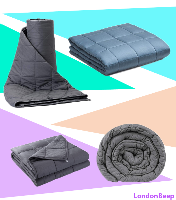 Top 10 Best Weighted Blankets UK 2021 London for Kids & Adults - Buy Now Online