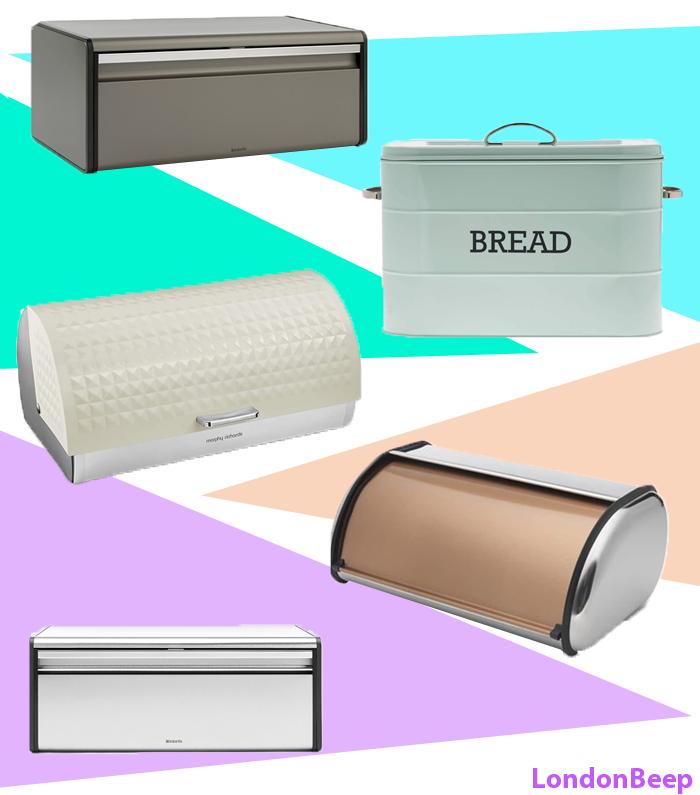 Top 10 Best Bread Bin UK 2021 for Fresh Bread - Buy Now Online in London
