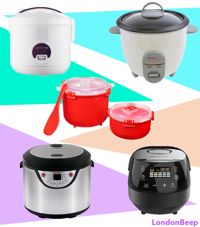 Top 10 Best Rice Cooker UK 2021 London - Buy Now Online